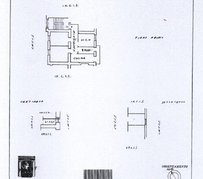 planimetria sito